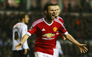 Manchester United cannot think of Wembley yet - Mata