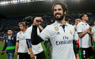 Isco tells Madrid fans: I'm staying!