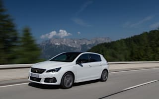 First Drive: Peugeot 308