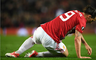 I don't know how United will cope without injured Zlatan - Fortune