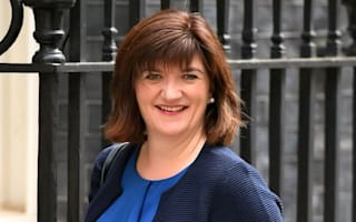 My PM's leather trousers remarks were too personal, Nicky Morgan admits