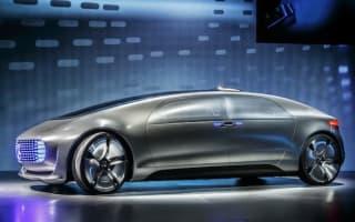 Mercedes reveals its car of the future