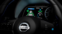 Nissan nos enseña cómo será la conducción autónoma en su próximo Leaf