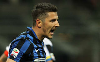 Inter 3 Udinese 1: Jovetic brace keeps Champions League hopes alive