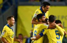 Las Palmas 2 Real Madrid 2: Zidane's men held again