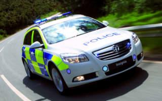 Fake police officer pulled over unmarked police car