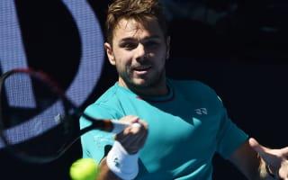 Wawrinka untroubled by Tsonga at Australian Open