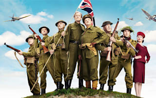 Win a signed page of the Dad's Army script with TalkTalk TV!