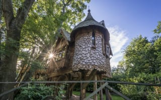 Quirky places for family holidays in the UK
