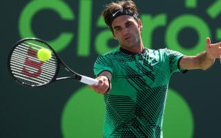 Federer battles past Bautista Agut
