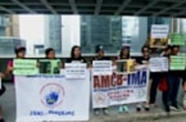Ex-banker denies Hong Kong murders
