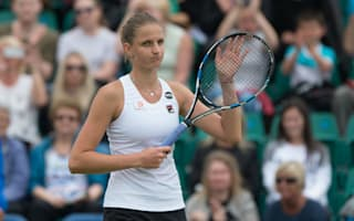 Pliskova and Riske reach Nottingham final