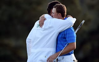 'Don't feel sorry or sad' for Spieth - caddie