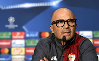 Sevilla aren't satisfied with Champions League last 16 - Sampaoli