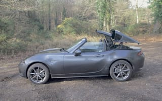 Living with a Mazda MX-5 RF: First Report
