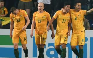 UAE 0 Australia 1: Cahill the hero yet again