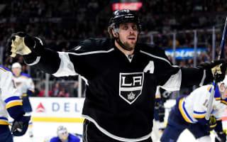 Kings end Rangers streak, Penguins triumph in overtime