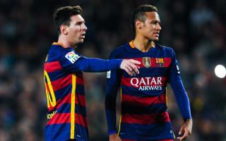 Edmilson hoping Neymar follows Messi, not Ronaldinho