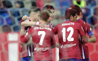 Atletico Madrid 2 Celta Vigo 0: Champions League finalists end Liga season on a high