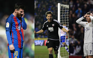 Ronaldo and Messi left behind as Championship beats LaLiga to goal-line technology
