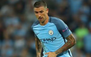 Guardiola keen for Kolarov extension