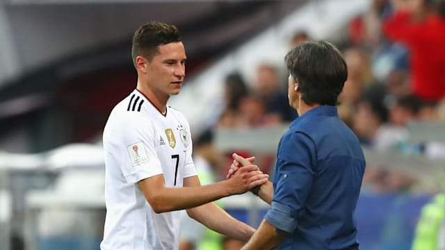 Germany, Chile enter Confederations Cup semis