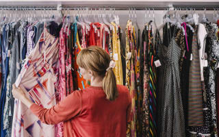 Top tips for saving on clothes