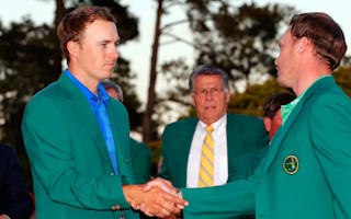 Spieth: It will be nice having this Masters go by