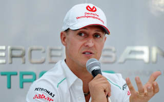 Schumacher's manager calls for 'patience and support'