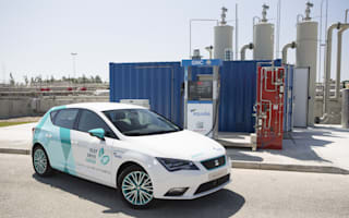 Seat teams up with water company to power cars with sewage