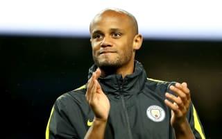 Kompany earns Belgium recall
