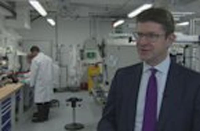 Greg Clark: Trade deals in 'everyone's interest'
