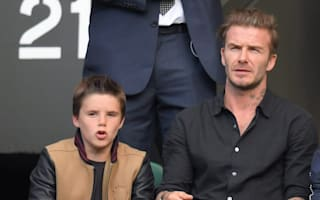David Beckham: Cruz isn't launching a music career