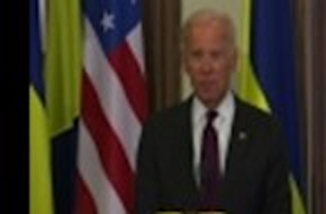 Biden: Russia Sanctions Must Stay in Place