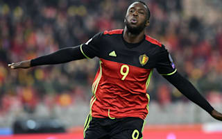 Lukaku enjoying Martinez's 'fun' Belgium tactics