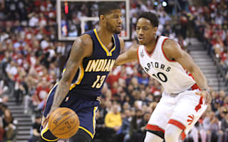 Pacers win in Toronto, Curry hurt in Warriors victory