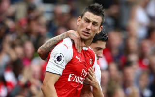 Koscielny to return soon for Arsenal