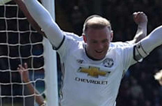 Rooney back in the goals as Man United win at Burnley