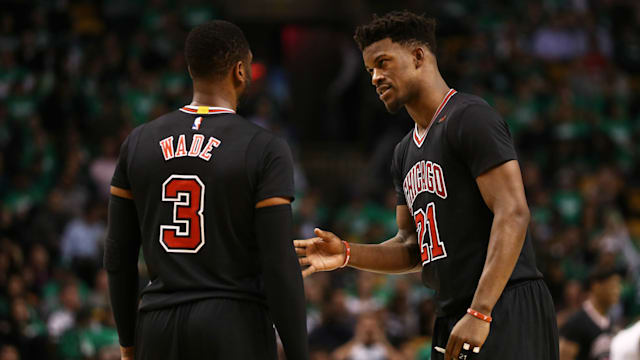 Celtics trying to avoid 0-2 hole vs. Bulls