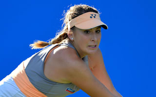 Bencic beaten in Eastbourne as seeds tumble out