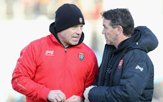 Cockerill takes charge as Ford leaves Toulon