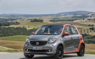 New Smart cars on sale from £11,125