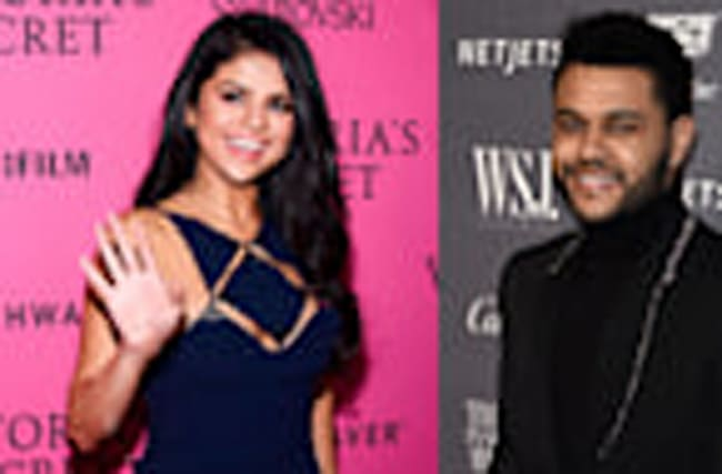 Selena Gomez and The Weeknd Enjoy Date Night in Paris -- See the Pic!