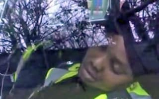 Traffic wardens caught sleeping