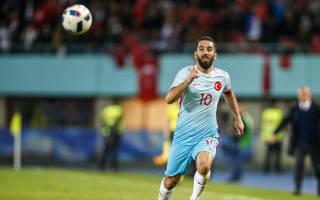 Arda, Sahin, Calhanoglu lead Turkey's provisional Euro 2016 squad