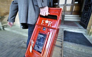 Two banks priced Royal Mail higher
