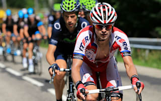 Katusha face ban after Vorganov returns positive doping test