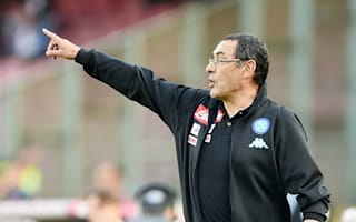 Sarri 'not finished' at Napoli after claiming coaching award