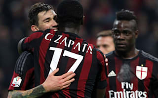 AC Milan 5 Alessandria 0 (6-0 agg): Mihajlovic's men march on to Rome