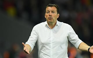 Belgium fire Wilmots after disappointing Euro 2016